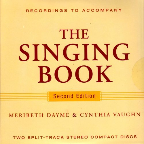 9780393111842: The Singing Book Two-CD Set, Second Edition (2 CDs)