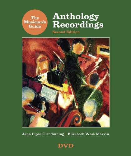 The Musician's Guide to Anthology Recordings: for: Marvin, Elizabeth West,