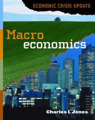 9780393117394: Macroeconomics: Economic Crisis Update