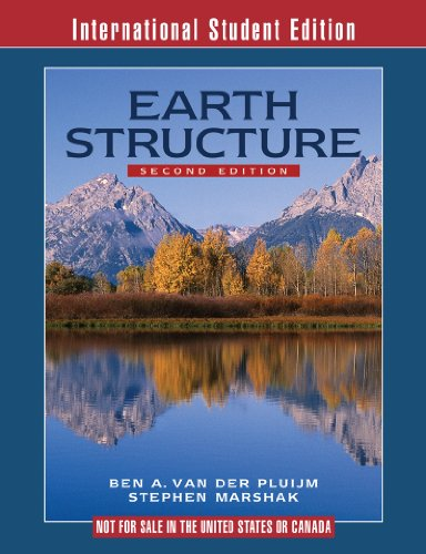 9780393117806: Earth Structure: An Introduction to Structural Geology and Tectonics (Second International Student Edition)