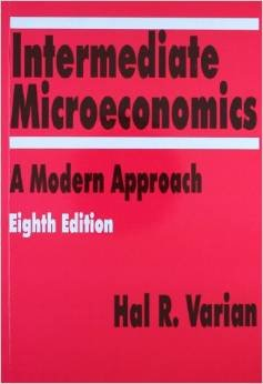 9780393117813: Intermediate Microeconomics: A Modern Approach (Eighth International Student Edition)