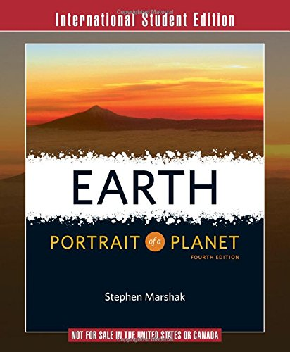 9780393118261: Earth: Portrait of a Planet (Fourth International Student Edition)