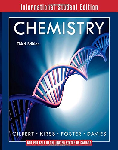 9780393118278: Chemistry: The Science in Context (Third International Student Edition)
