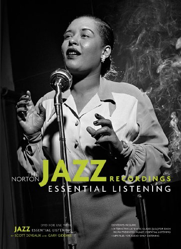 9780393119060: The Norton Jazz Recordings: DVD for Use with Jazz: Essential Listening