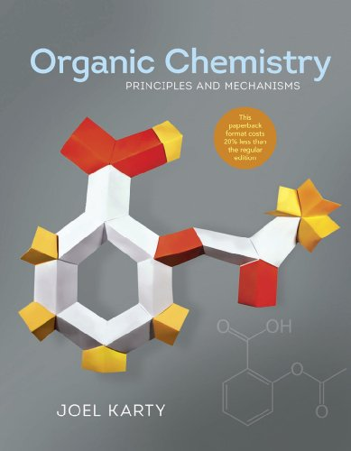 9780393123609: Organic Chemistry: Principles and Mechanisms
