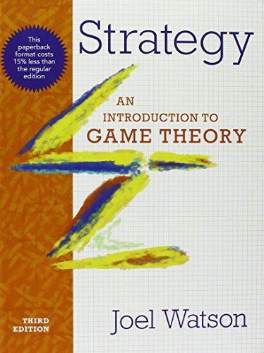 9780393123876: Strategy: An Introduction to Game Theory (Third Edition)