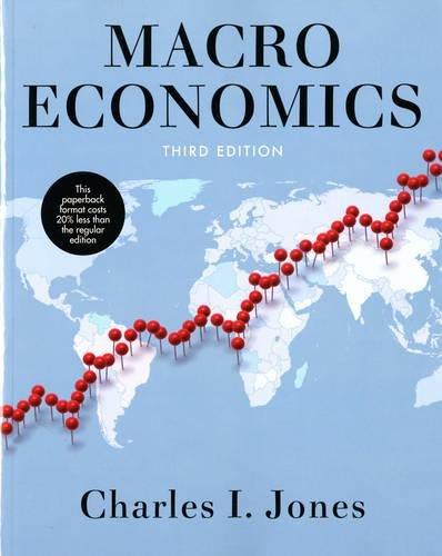 9780393123944: Macroeconomics (Third Edition)