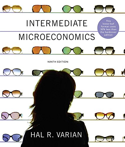 9780393123975: Intermediate Microeconomics: A Modern Approach (Ninth Edition)