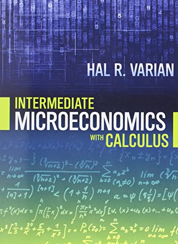 9780393123982: Intermediate Microeconomics with Calculus