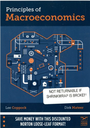 9780393124064: Principles of Macroeconomics - Looseleaf