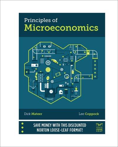 9780393124071: Principles of Microeconomics