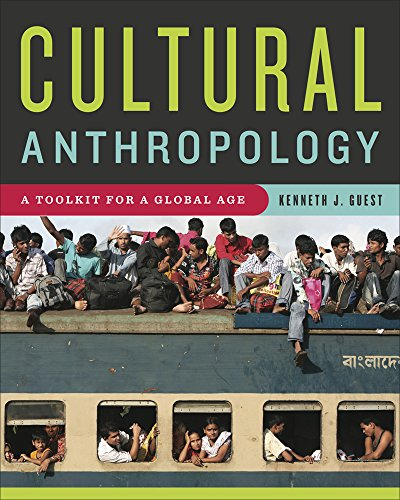 9780393124101: Cultural Anthropology: A Toolkit for a Global Age