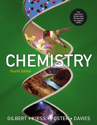 9780393124170: Chemistry: The Science in Context