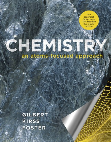 9780393124194: Chemistry: An Atoms-Focused Approach