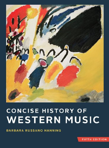 9780393124262: Concise History of Western Music (Fifth Edition)