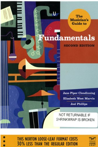 9780393124330: The Musician's Guide to Fundamentals (Second Edition) (The Musician's Guide Series)