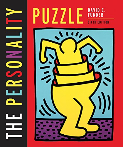 Personality Puzzle Sixth Edition: David C Funder