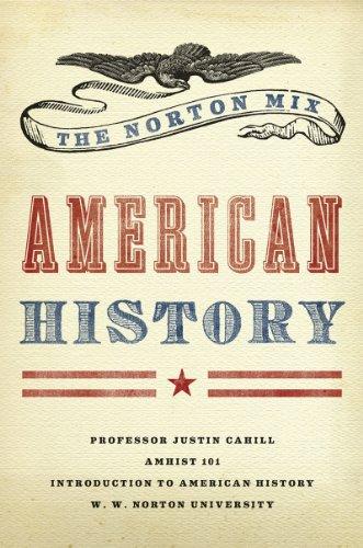 9780393124507: The Norton Mix American History