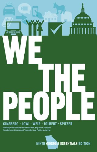 9780393125962: We the People: An Introduction to American Politics (Eighth Georgia Essentials Edition)