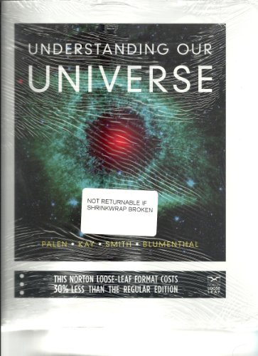 9780393129205: Understanding Our Universe with Smartwork