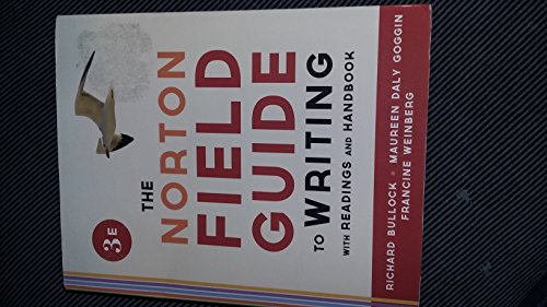 9780393137620: The Norton Field Guide to Writing with Readings and Handbook, 3rd Edition