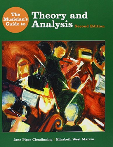 The Musicianandapos;s Guide Anthology [With Workbook and: Clendinning, Jane Piper