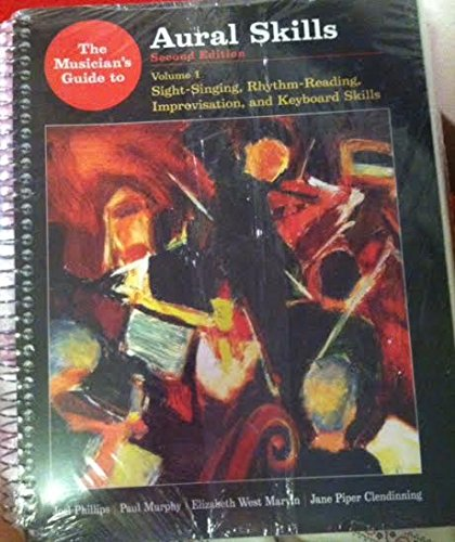 9780393144949: The Musician's Guide to Aural Skills