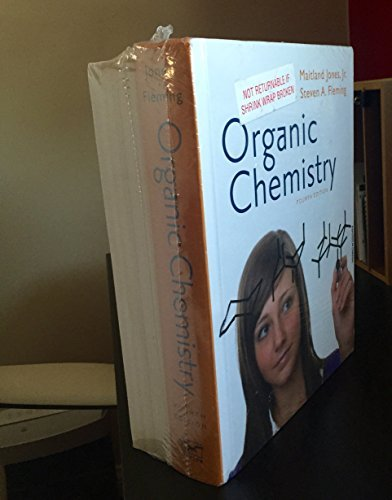 Organic Chemistry with CD-Rom, Study Guide, Smartwork (0393146723) by Maitland Jones