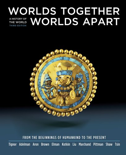 9780393149715: Worlds Together, Worlds Apart: A History of the World: From the Beginnings of Humankind to the Present (Third Edition) (Vol. One-Volume)