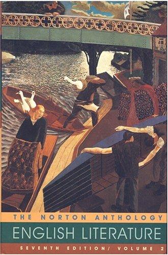 9780393151114: 2: Norton Anthology of English Literature