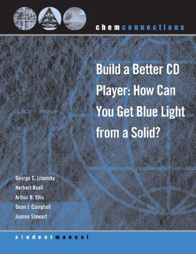 ChemConnections: Build a Better CD Player: How: Herbert Beall, Dean