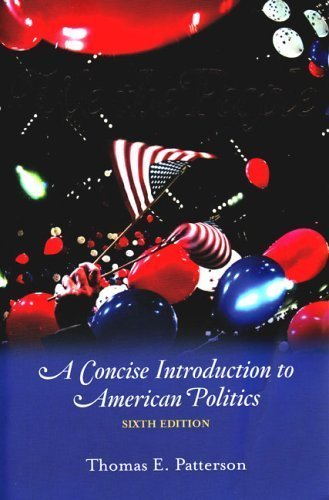 9780393156065: We the People: An Introduction to American Politics - 6th Edition (Essential ...