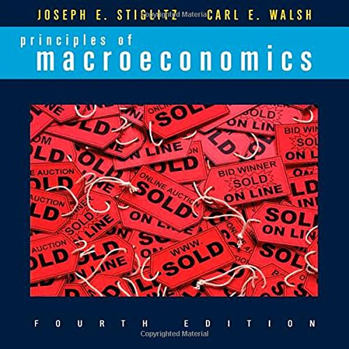 9780393168198: Principles of Macroeconomics (Fourth Edition)
