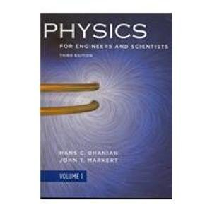 9780393174939: Physics for Engineers and Scientists