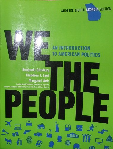 9780393179057: We the People 8th Shorter