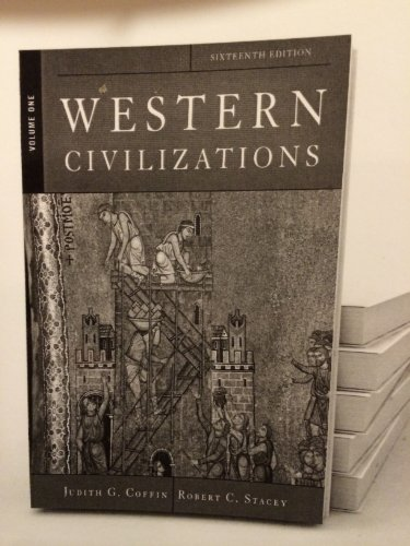 Western Civilizations Primary Documents: Judith G. Coffin;