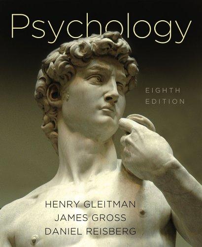 9780393180459: Psychology, 8th Edition