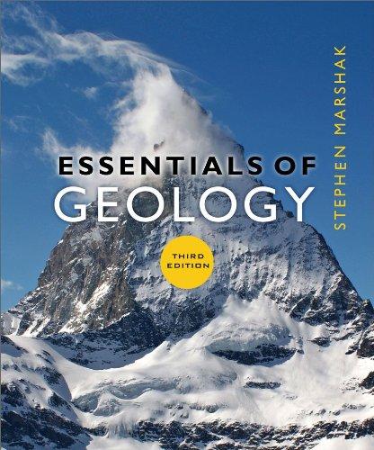 9780393196566: Essentials of Geology (Third Edition)