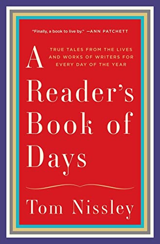 9780393239621: A Reader's Book of Days: True Tales from the Lives and Works of Writers for Every Day of the Year