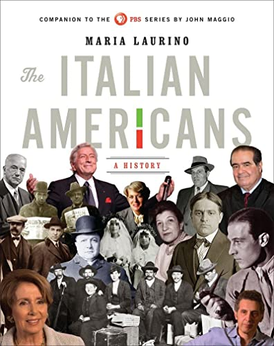 9780393241297: The Italian Americans: A History