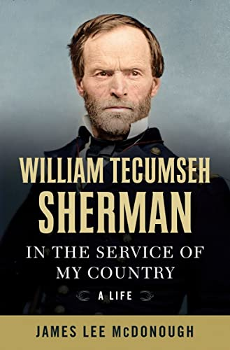 9780393241570: William Tecumseh Sherman: In the Service of My Country: A Life
