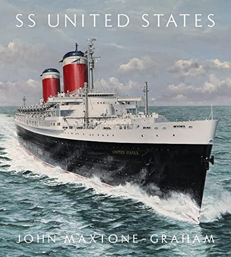9780393241709: SS United States: Red, White, & Blue Riband, Forever