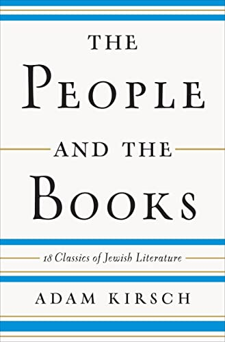 9780393241761: The People and the Books: 18 Classics of Jewish Literature