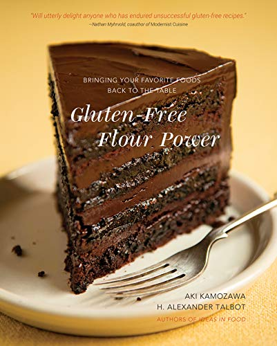9780393243420: Gluten-Free Flour Power: Bringing Your Favorite Foods Back to the Table