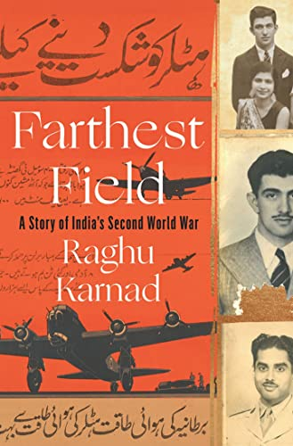 9780393248098: Farthest Field: An Indian Story of the Second World War