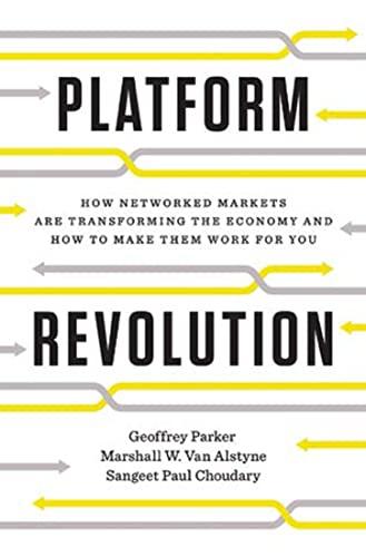9780393249132: Platform Revolution