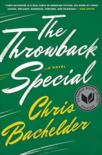 9780393249460: The Throwback Special: A Novel