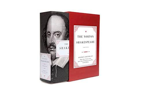 9780393249835: The Norton Shakespeare (Third Edition)