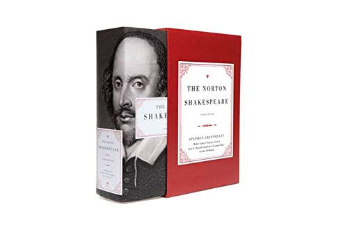 9780393249835: The Norton Shakespeare (Third Edition)