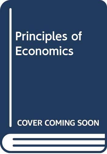 Principles of Economics: Lee Coppock, Dirk